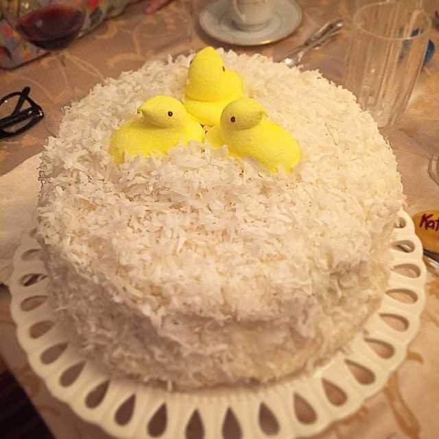 Coconut cake, Food in Mauritius