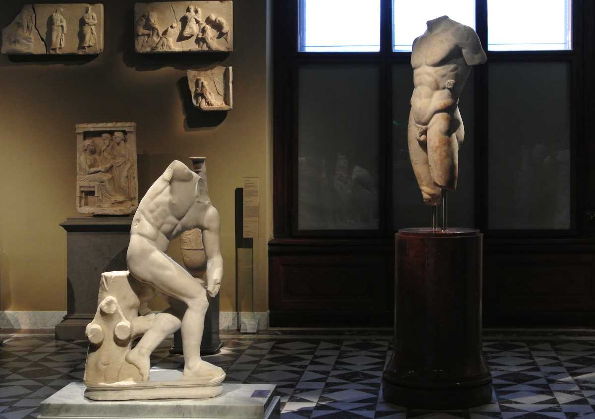 greek and roman collection, Kunsthistoriches museum