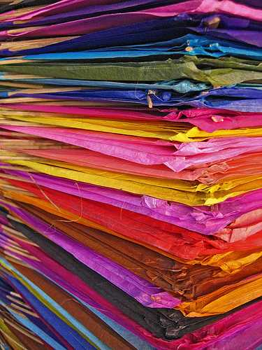 Coloured Kites