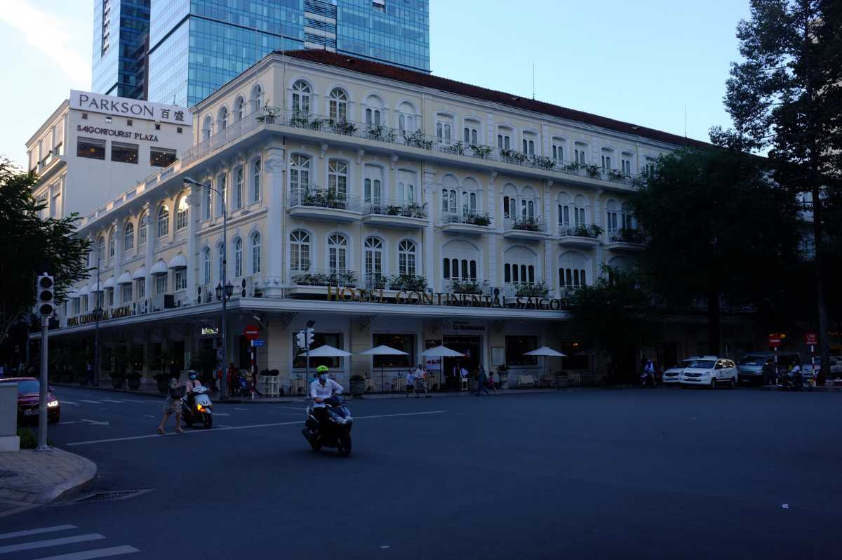 parkson plaza, shopping in Saigon