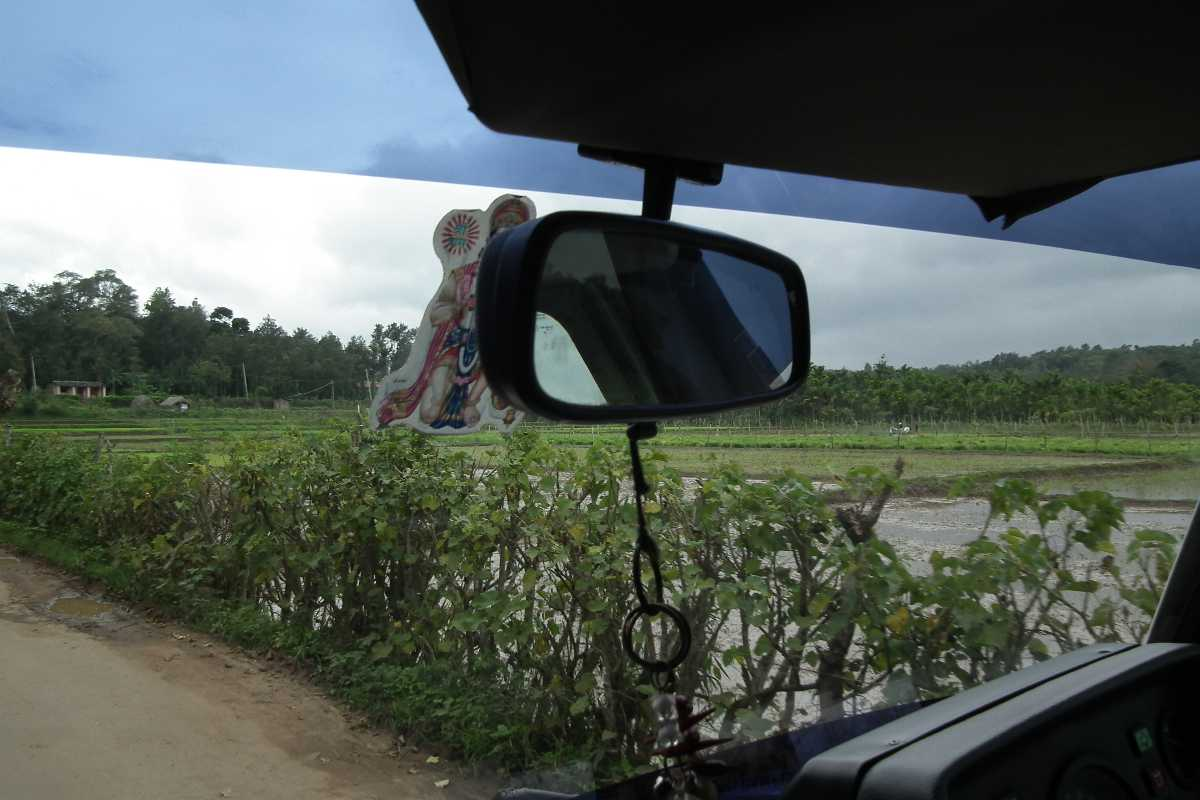 Coorg to Mysore by Car