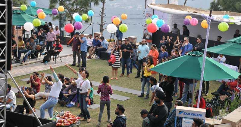 music festivals in india, kasauli rhythm