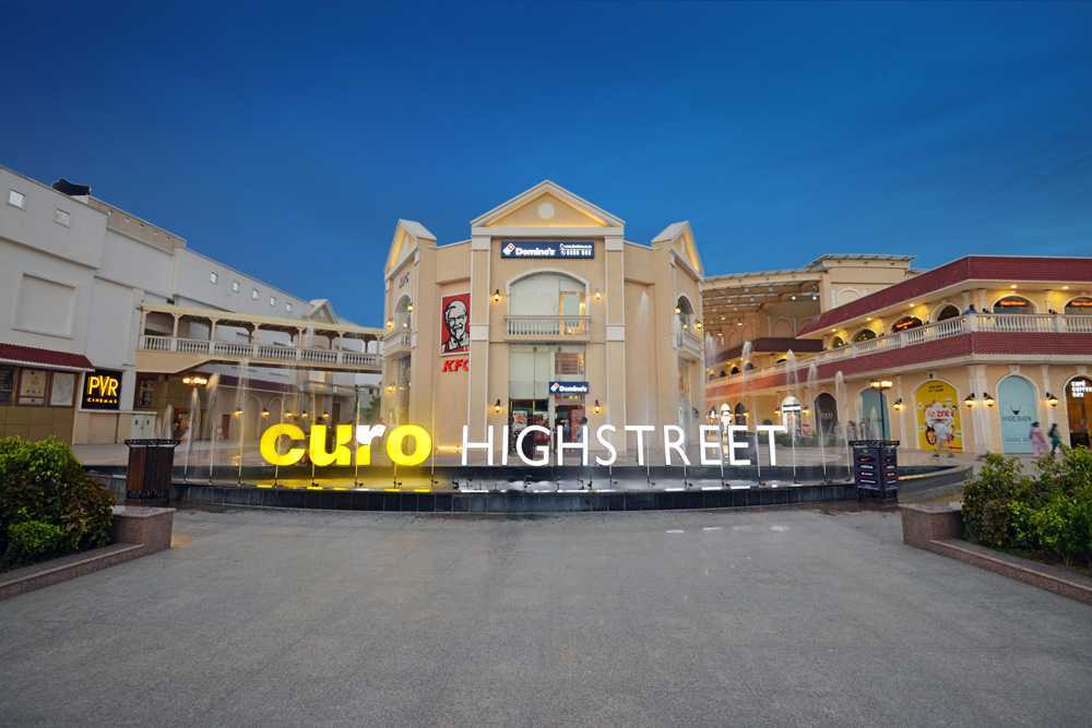 Curo High Street Mall