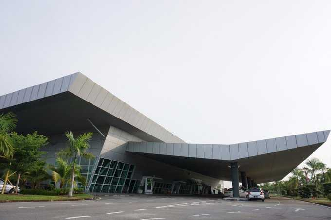 Melaka International Aiport