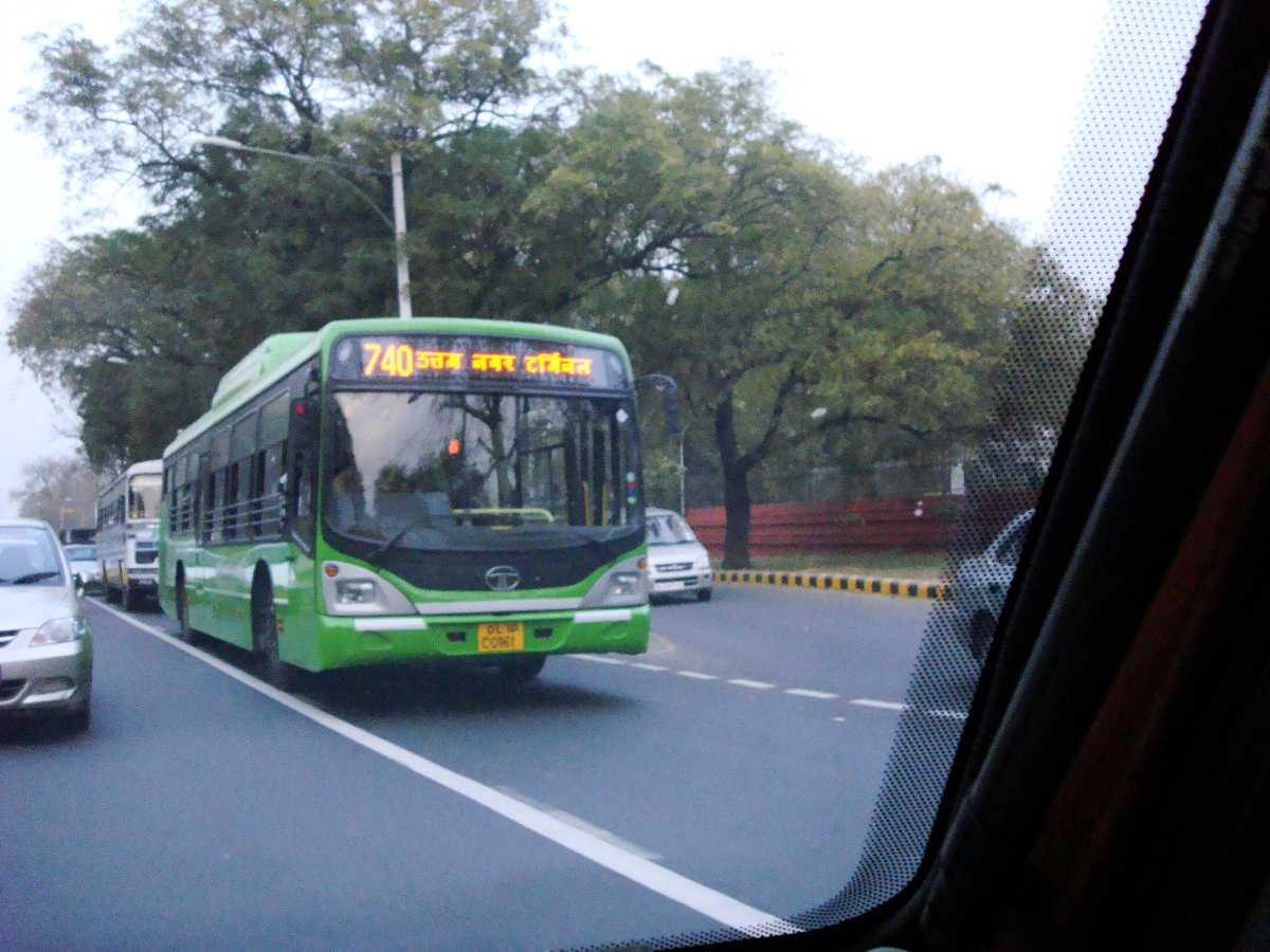 CNG Bus