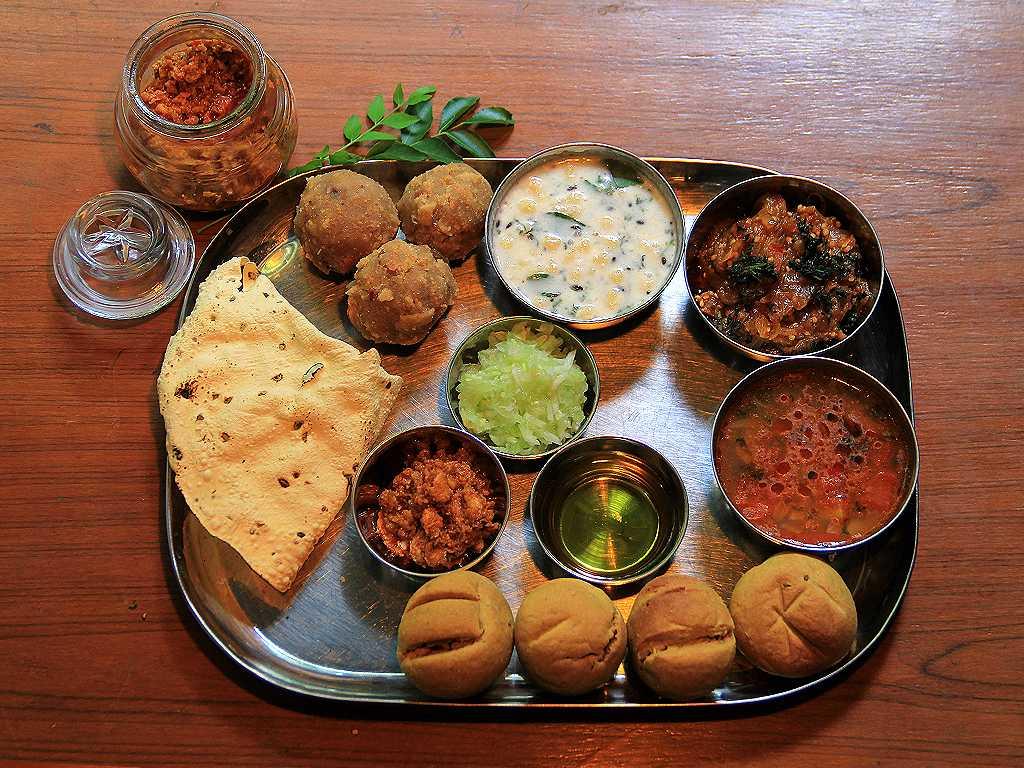 Food in Pushkar
