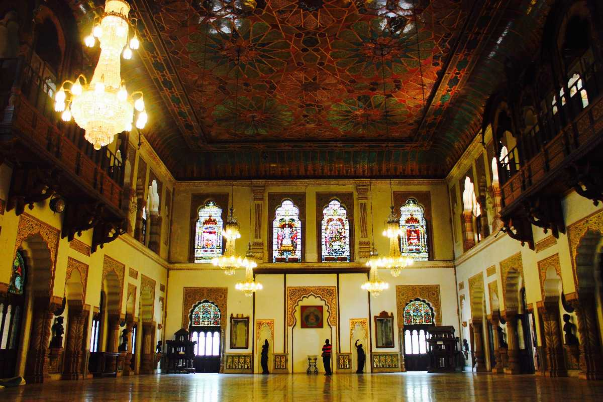 Darbar Hall, Lakshmi Vilas Palace
