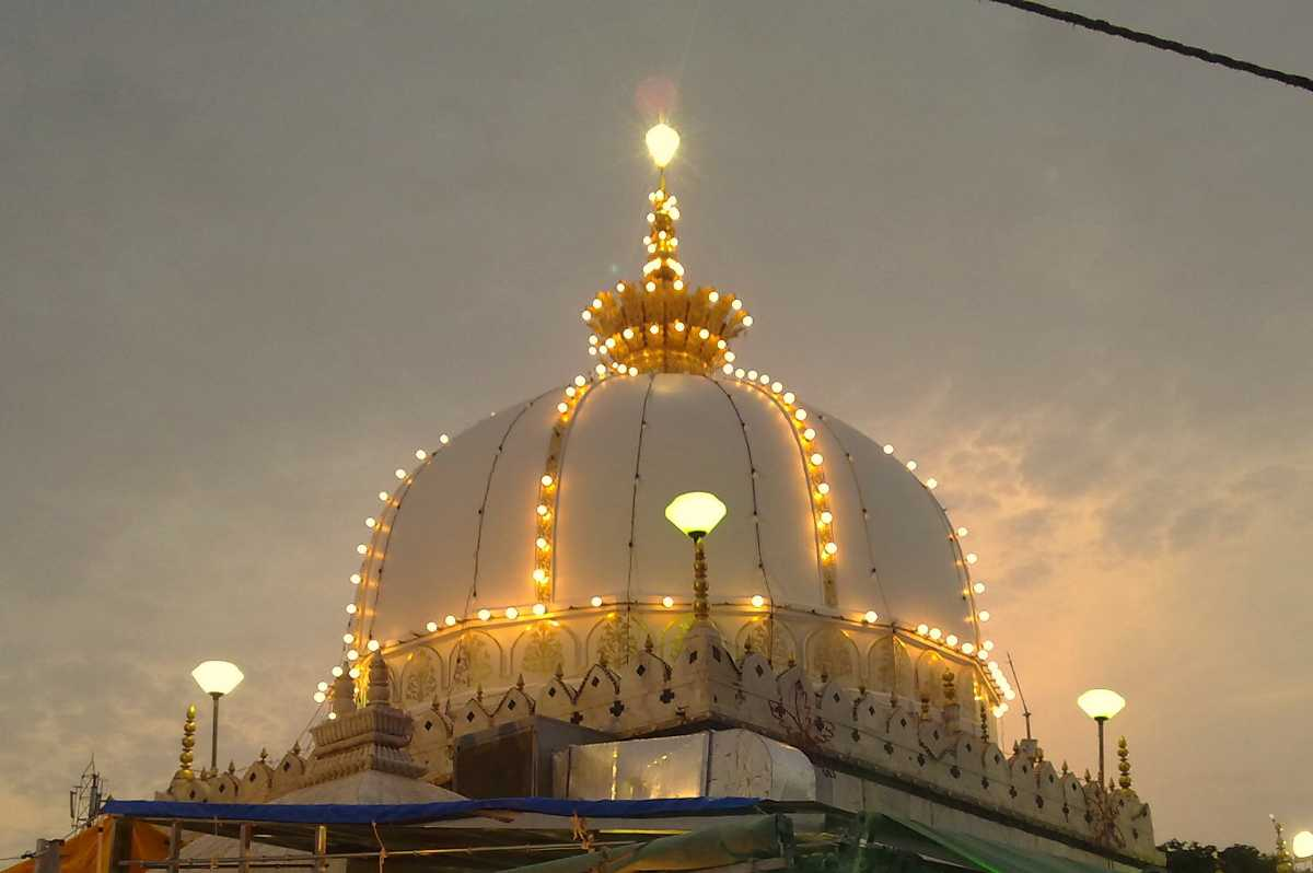 Dome of the Ajmer Sharif Dargah