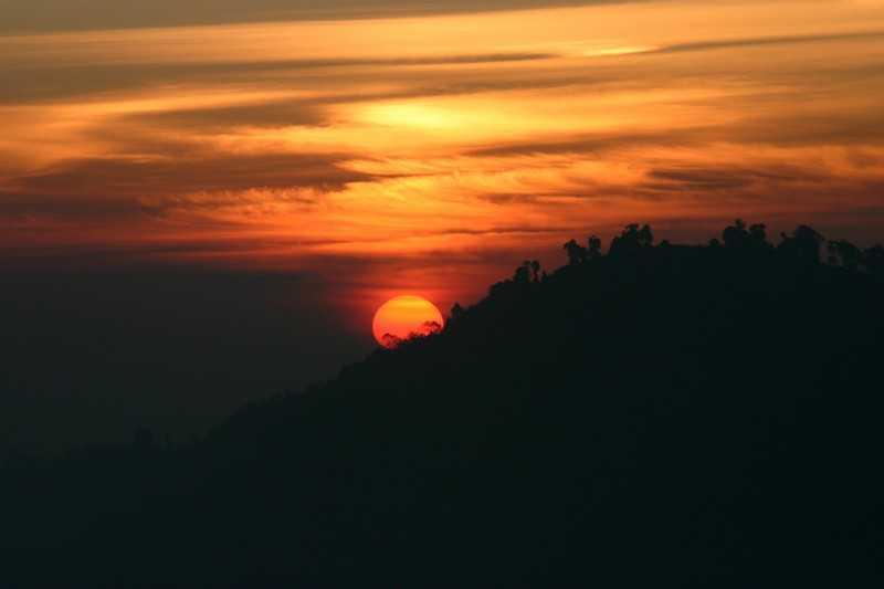 Tiger Hill Sunrise