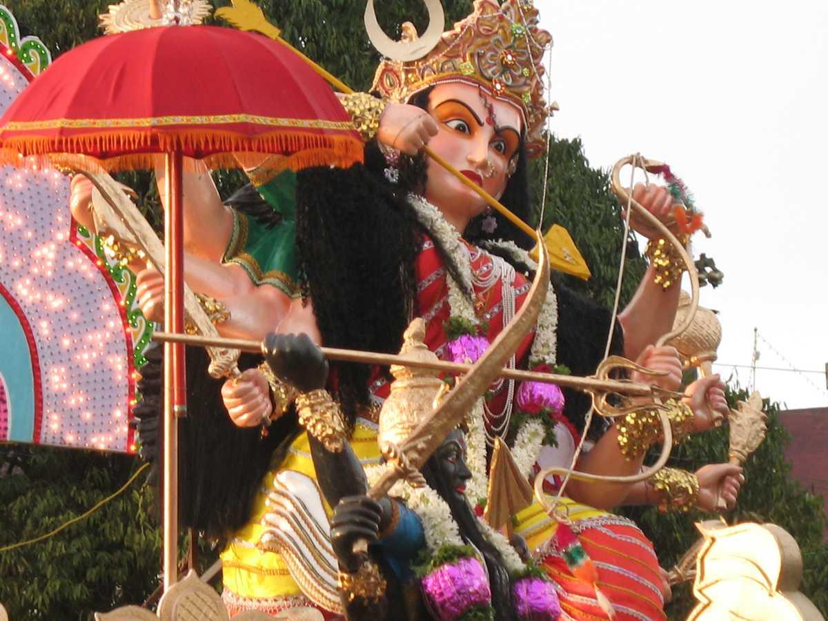 Vijayadashami, Festivals in Bangalore