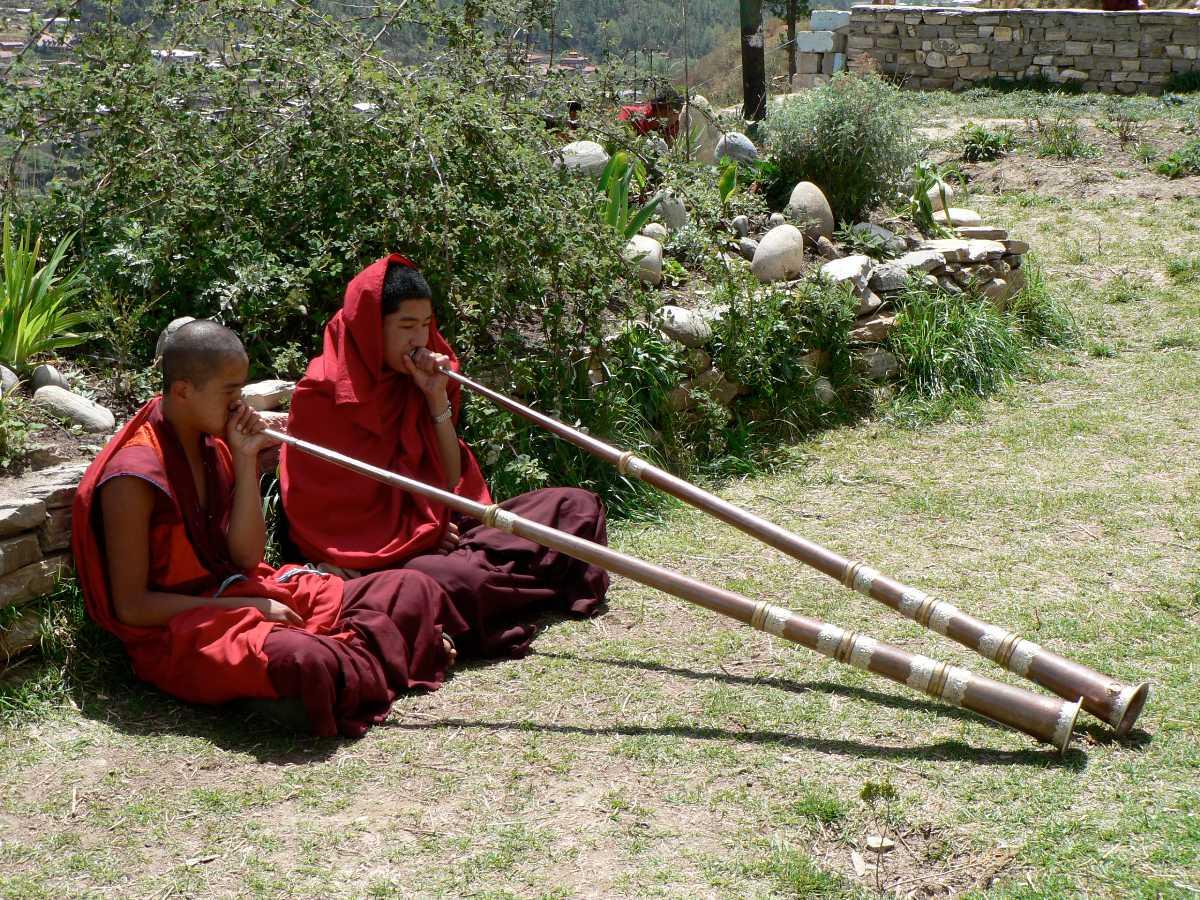 Dechen Phodrang Monastic School