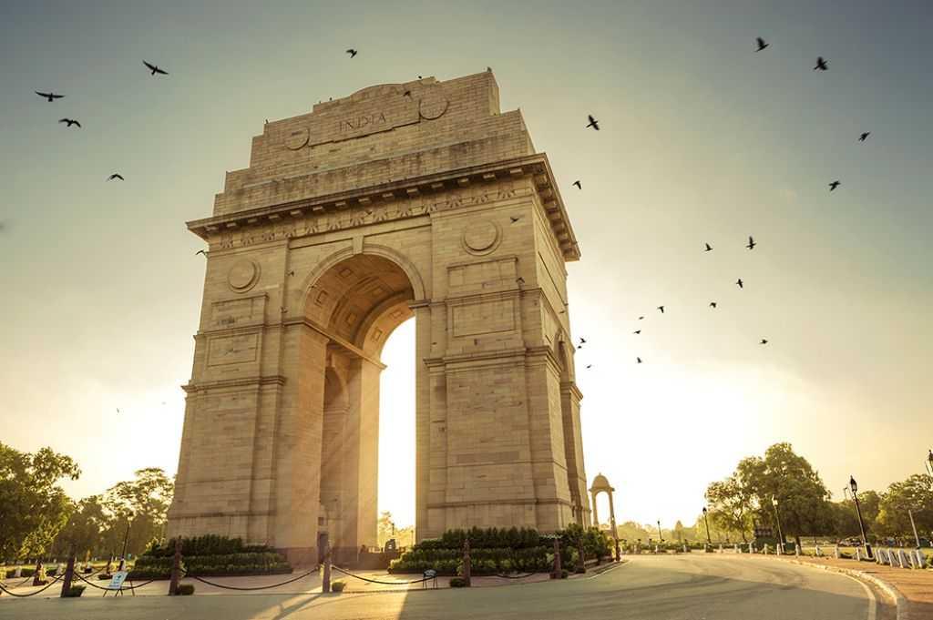 Delhi, new year 2019
