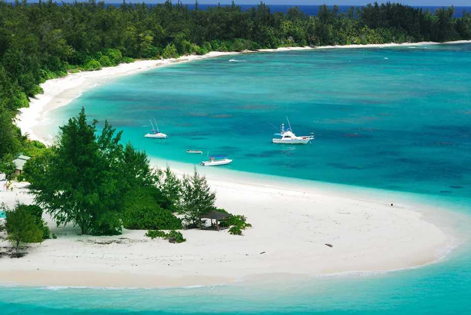 Dennis Island, Seychelles weather in september