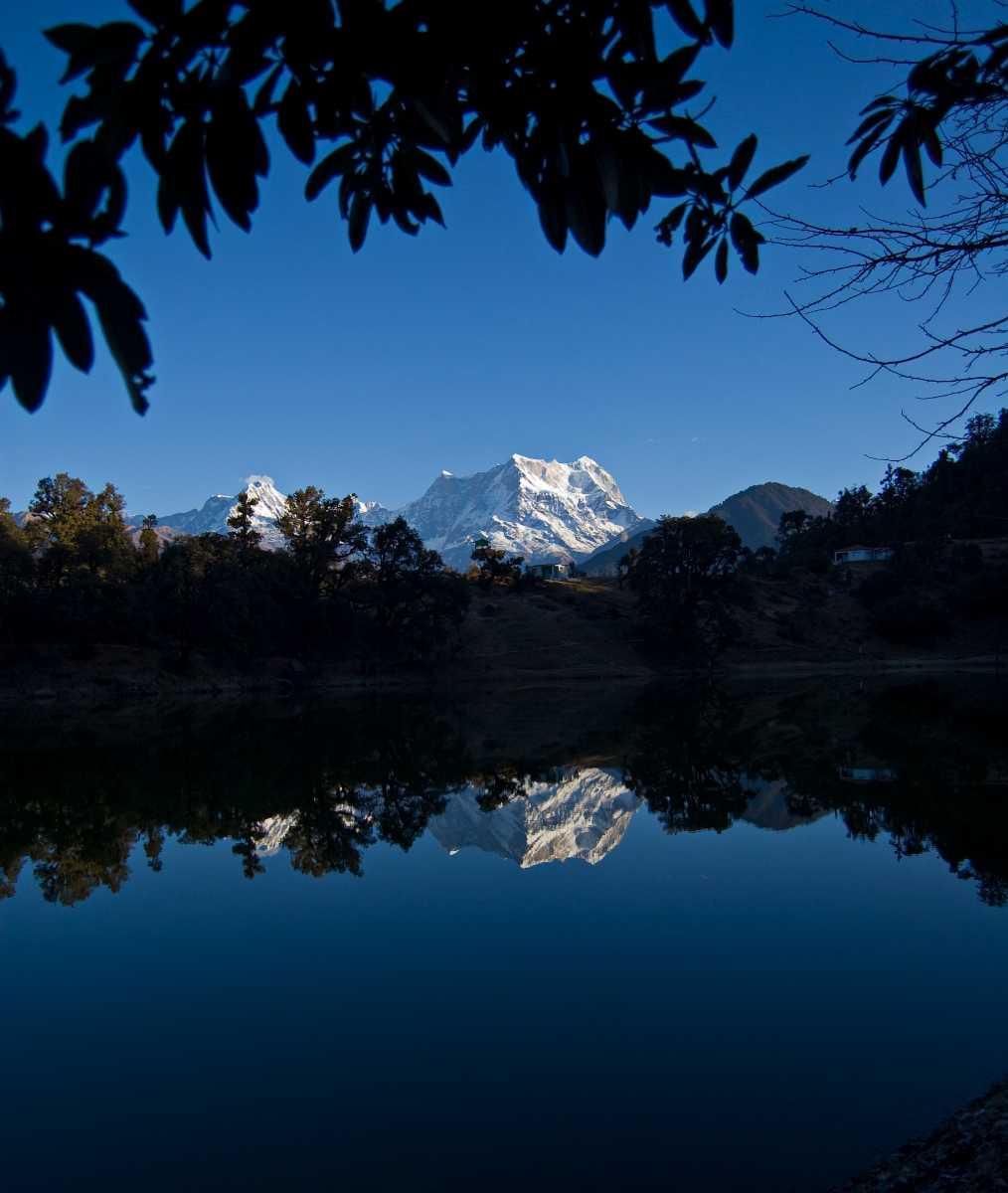 Deoria Tal, Camping in Uttarakhand