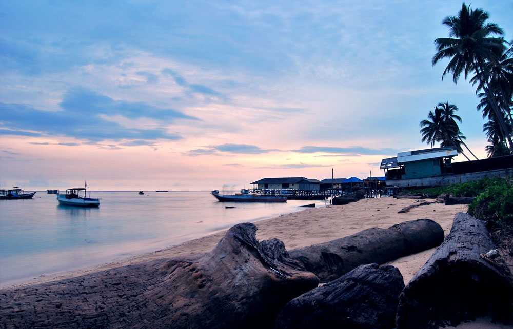 Derawan Islands, Landscapes in Indonesia