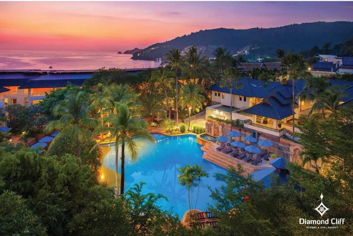 Diamond Cliff Resort