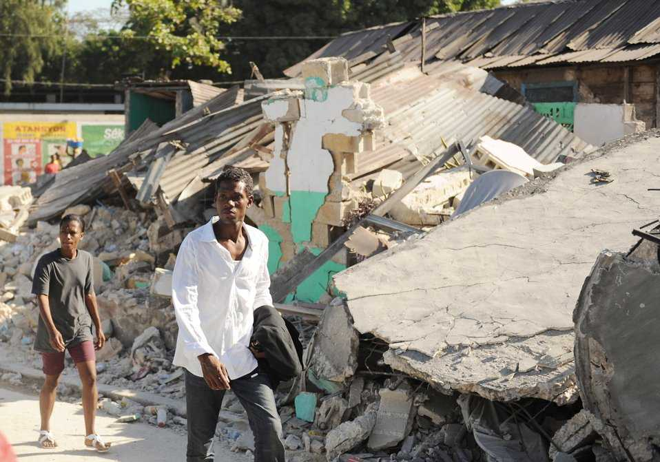 Disaster Relief Programme, Haiti