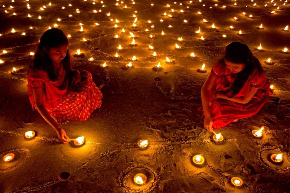 diwali 2017, history of diwali, diwali in India