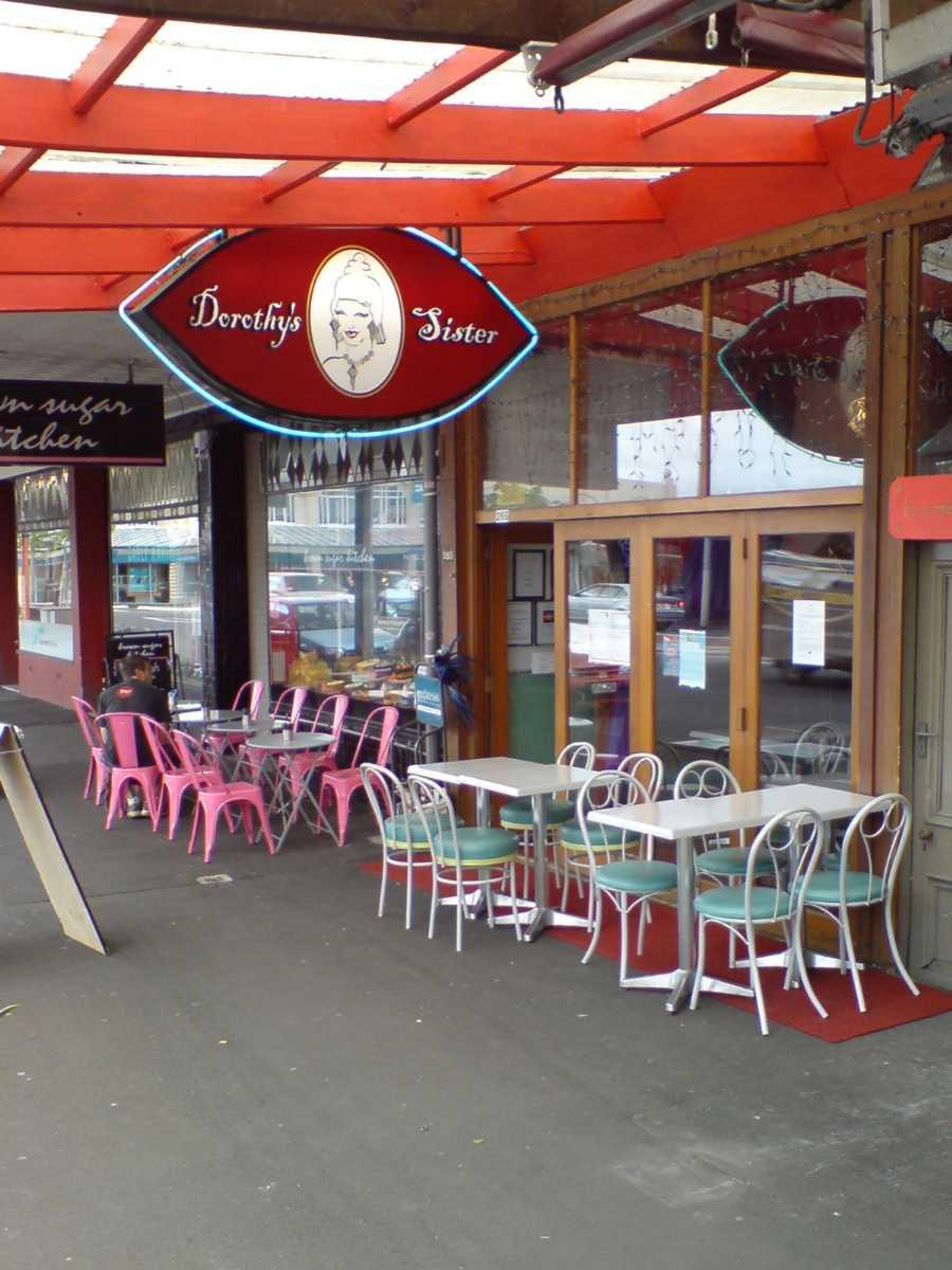 Ponsonby Cafe