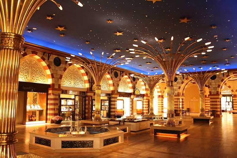 Dubai Mall, Shopping in dubai