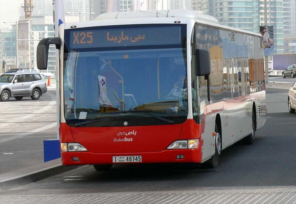 Public Transport in Dubai