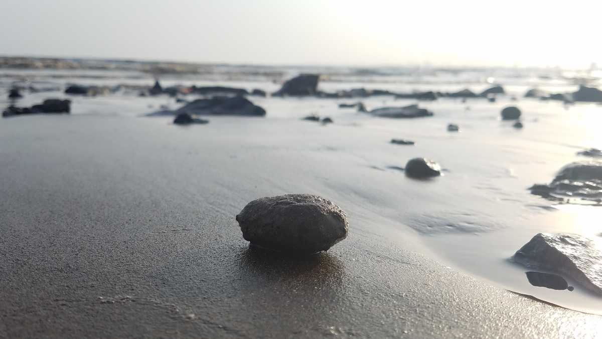 Dumas Beach, Haunted Places in India