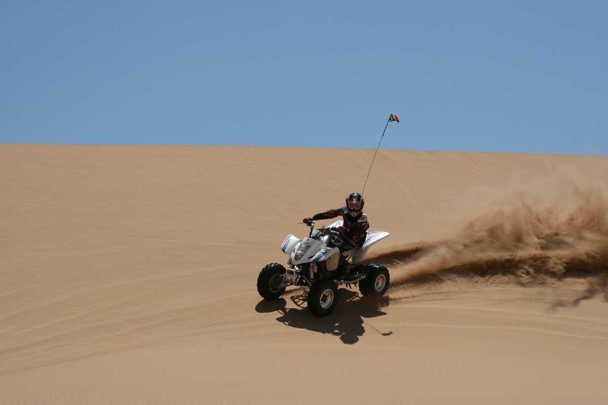 Quad Biking, Desert Safari in Dubai