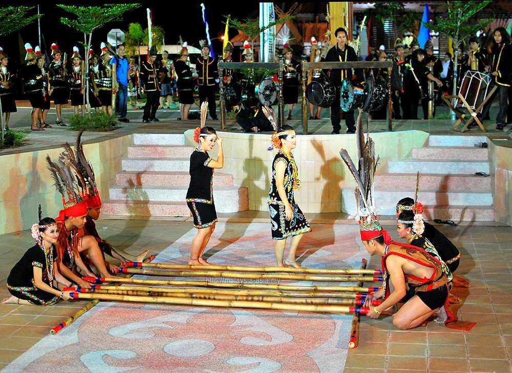 Dance of Sabah, Culture of Sabah