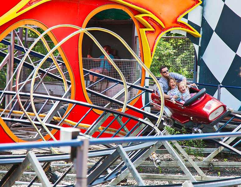 Dyrehavsbakken, Best Amusement Parks In The World For Adventure And Fun For All Ages