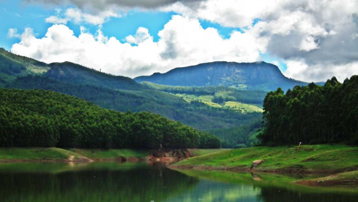 Echo Point Munnar Kerala Images Best Time To Visit