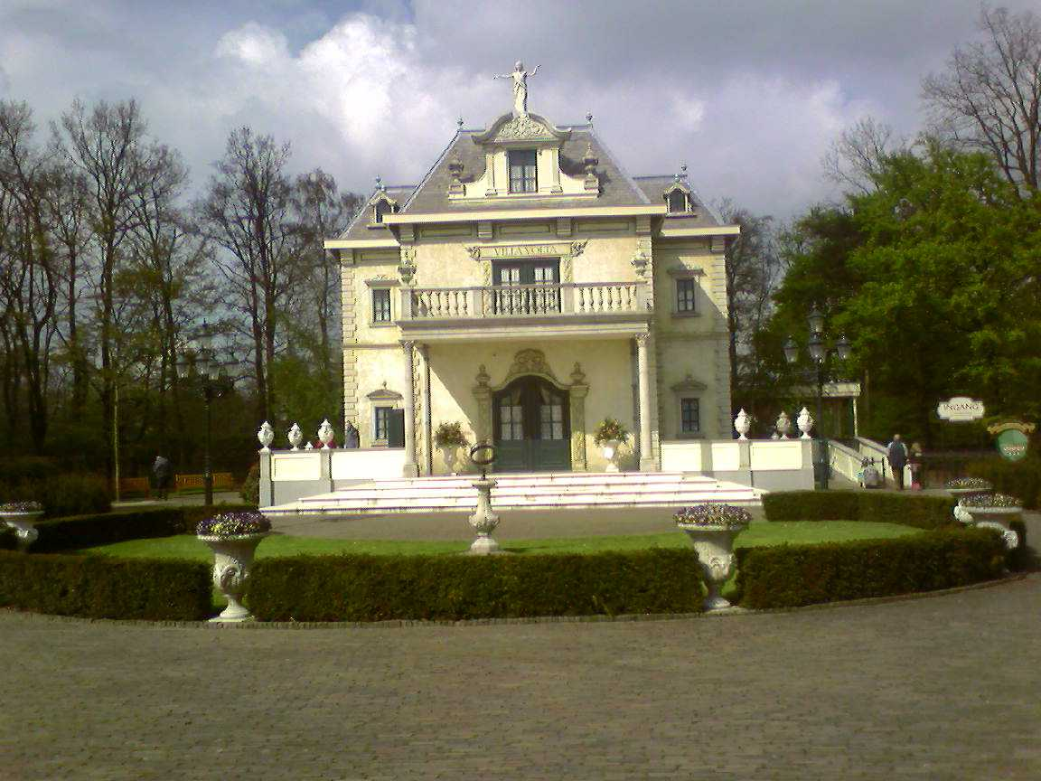 haunted house, Efteling park