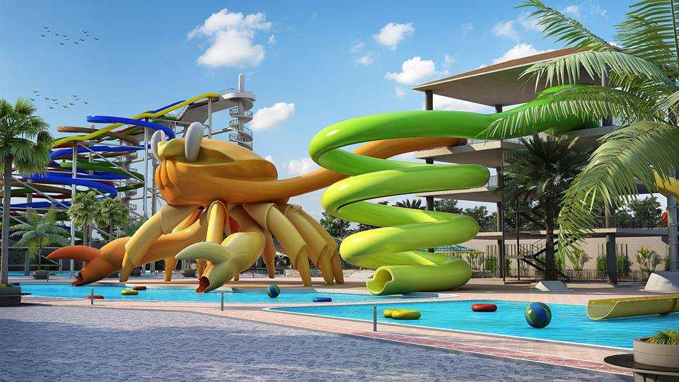 The enjoy city, waterparks in gujarat