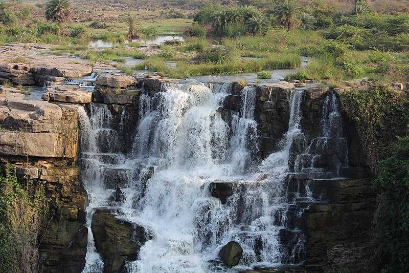 Ethipothala Waterfalls, Waterfalls near Hyderabad