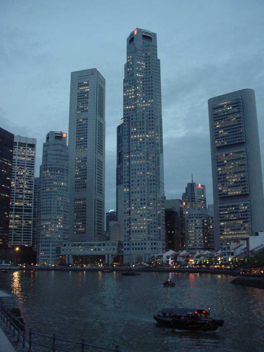 Raffles Place Singapore