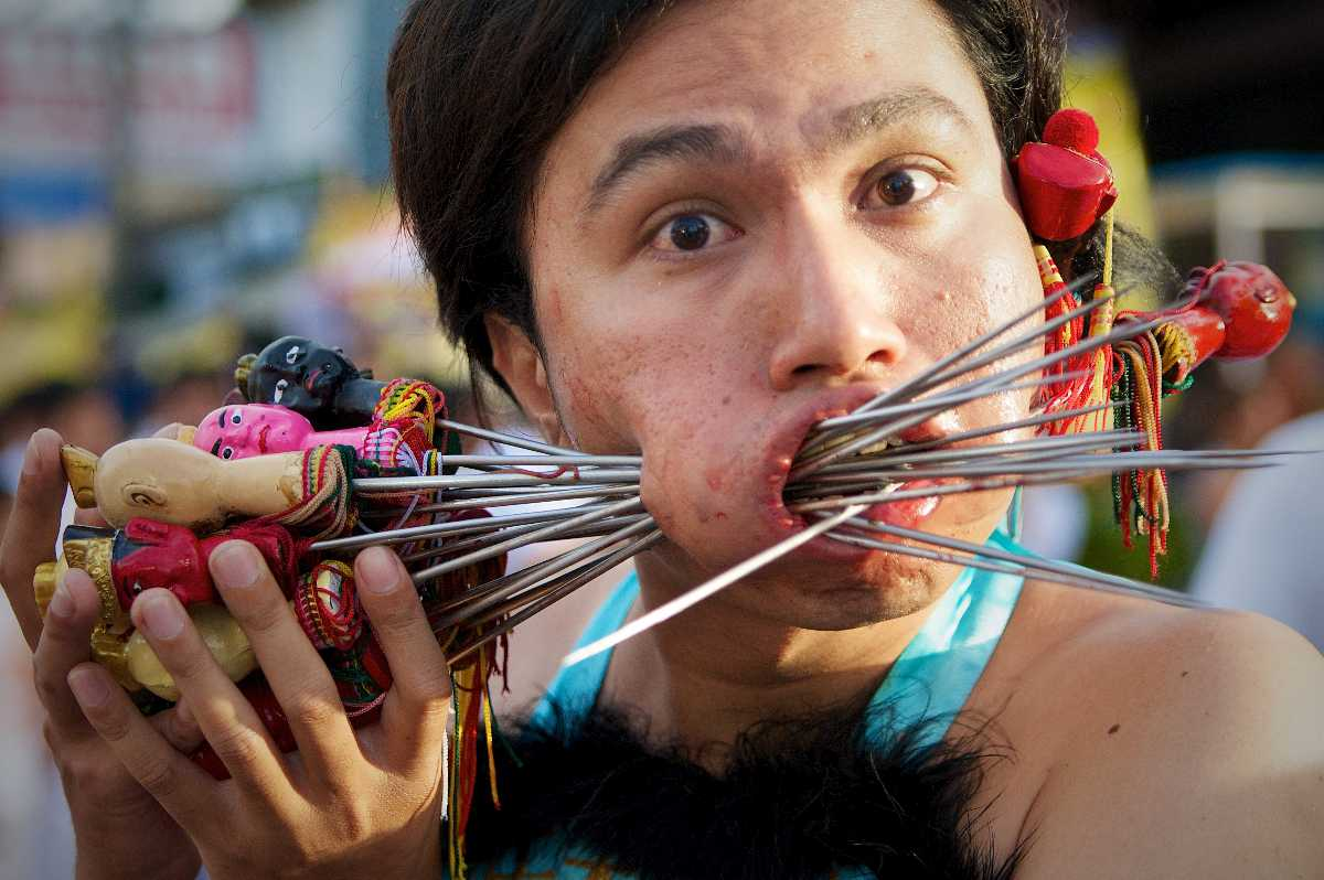Festivals of Thailand, Phuket Vegetarian Festival