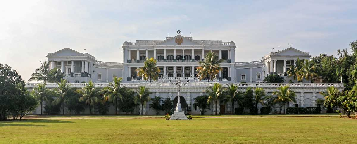 Falaknuma Palace, Romantic Places in Hyderabad