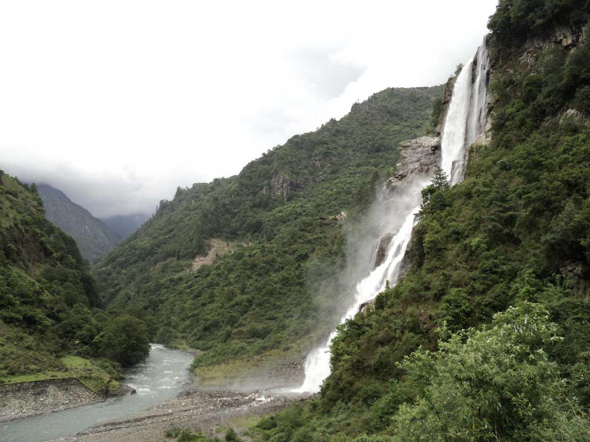Falls in Tawang