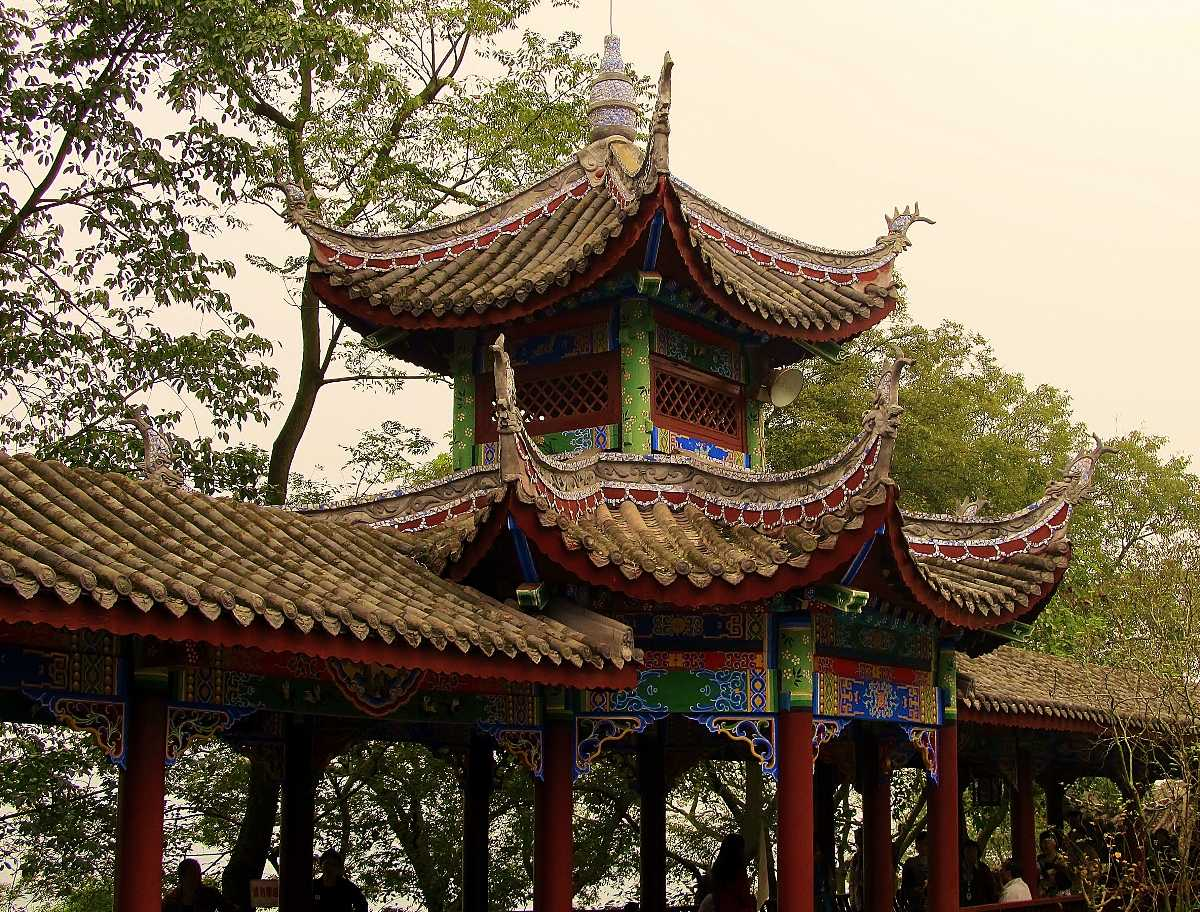 Fengdu, Mystical Places in Asia