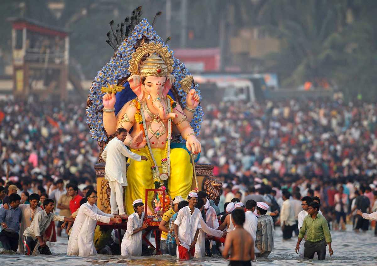 Ganesh Chaturthi, Festivals In Bangalore