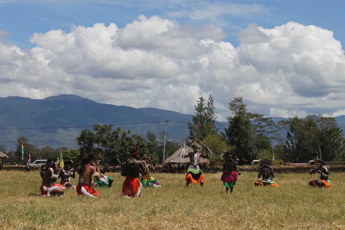 Baliem Valley Festival in Indonesia