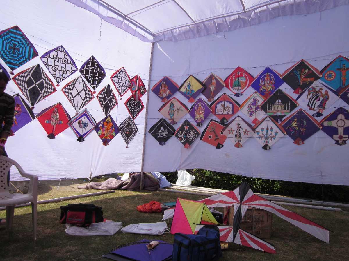 International Kite Festival Jaipur