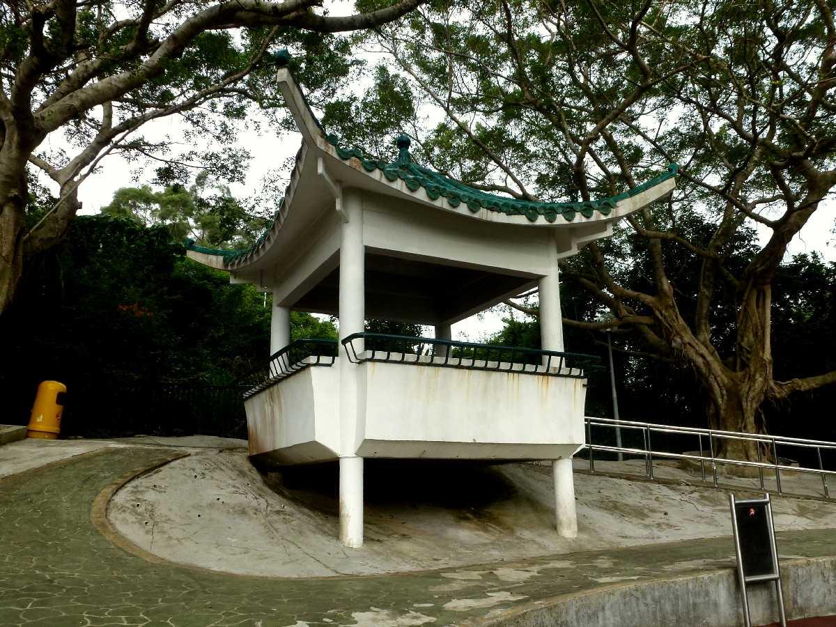 Finger Hill, Peng Chau Island