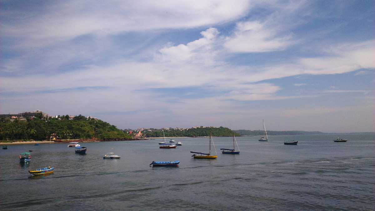 Dona Paula, Goa haunted places