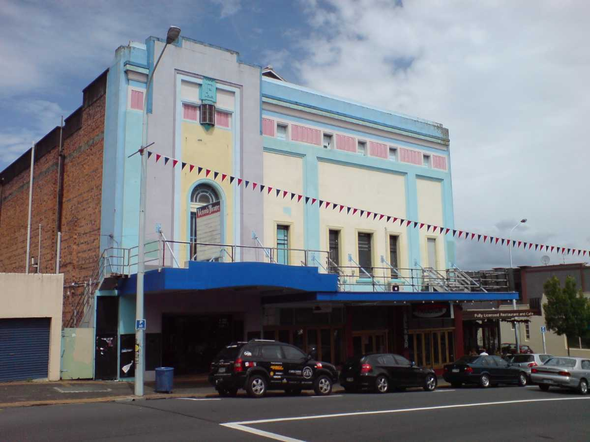 Victoria Cinema, Devonport