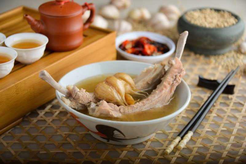Bak Kut Teh, Food and drinks in Singapore