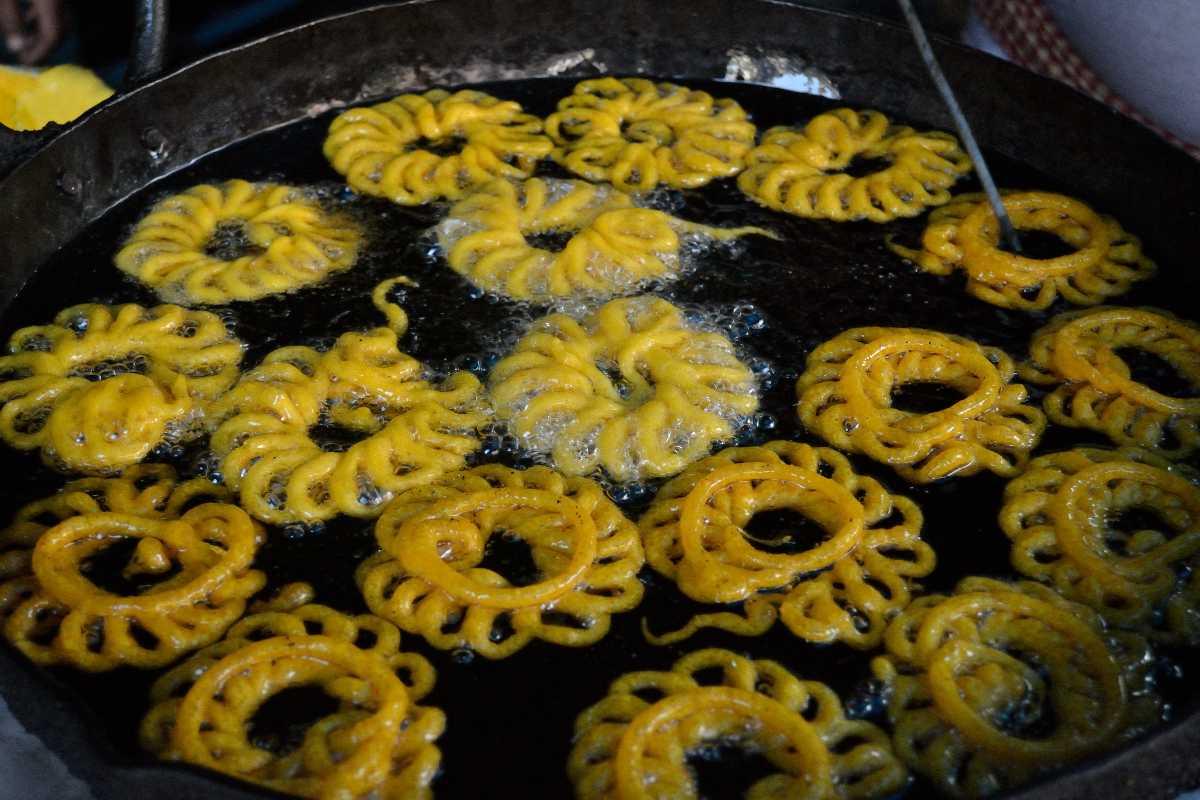 Amriti, Bengali Sweets