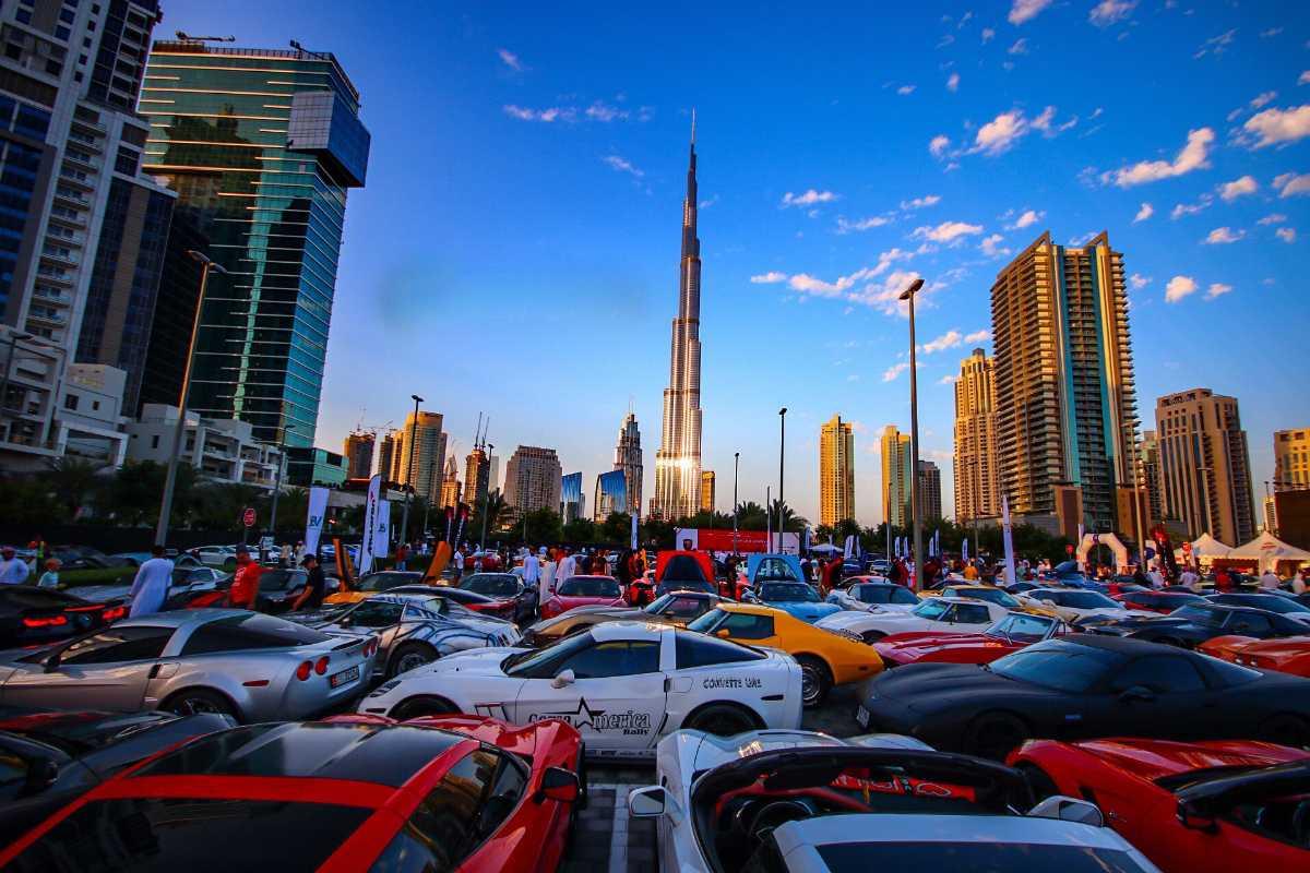 Gulf Car Festival 2016
