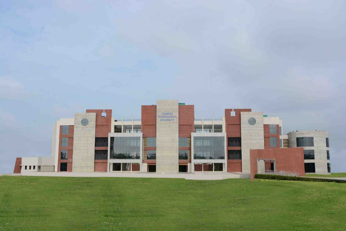 Gujarat Technological University (GTU) Campus, Ahmedabad, Haunted Places in India