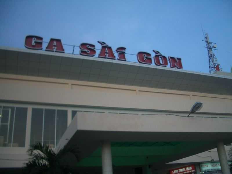 Saigon Railway Station, Ho Chi Minh City Facts
