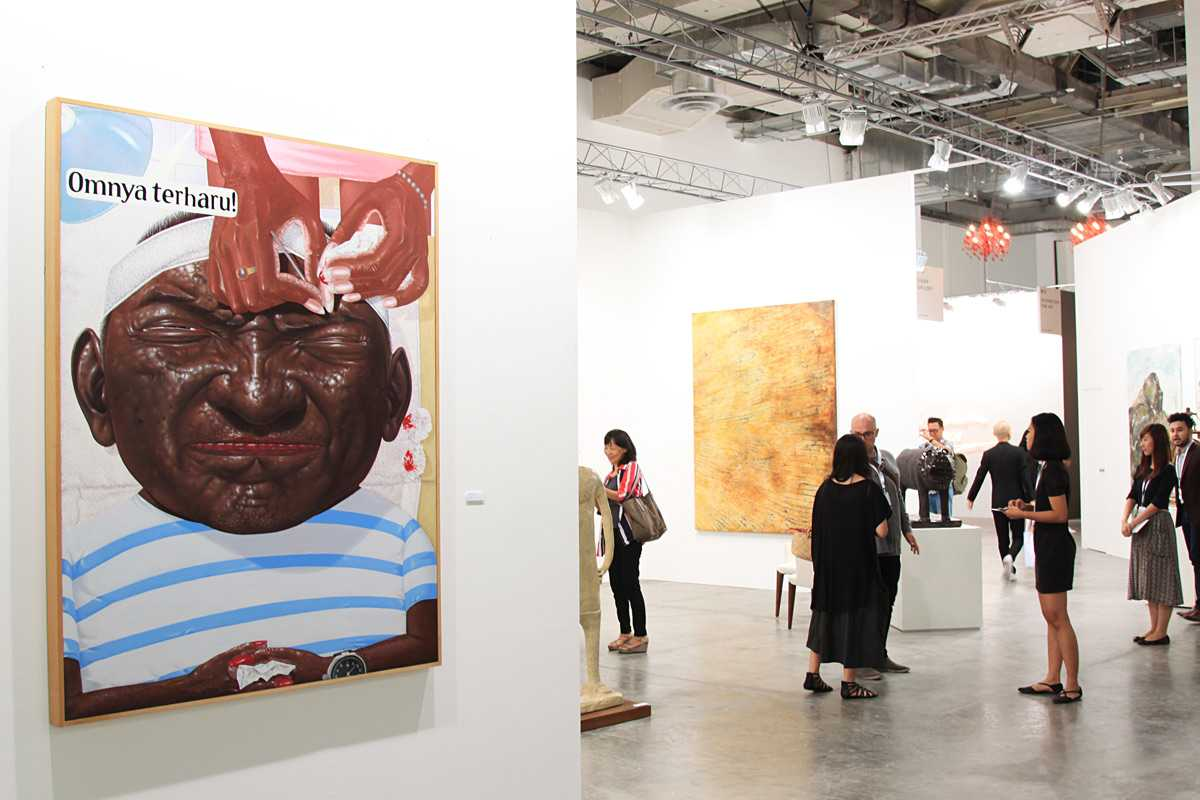 Gajah Gallery, Art Galleries in Singapore